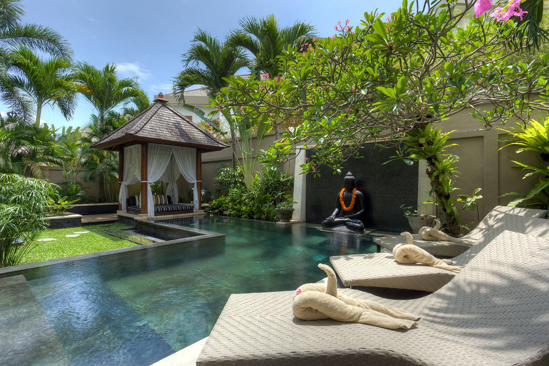 Amanputri Villa Seminyak Bali - Swimming Pool