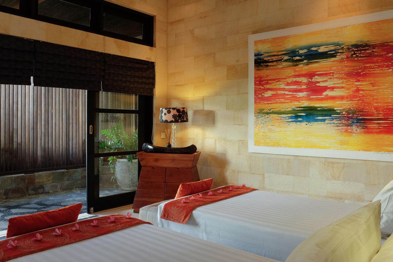 Amanputri Villa - Bedroom